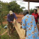 Bau einer Tisch-Sitz-Bank