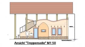 Tansania Treppenseite